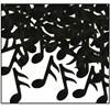 Musical Notes Fanci-Fetti