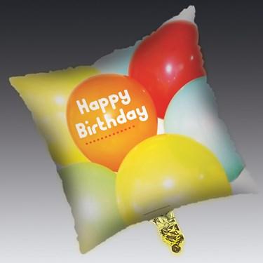 Chic Birthday Foil Balloon