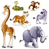 Jungle Animal Props Add-Ons