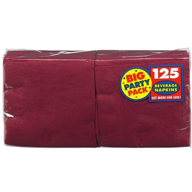 Berry Big Party Pack - Beverage Napkins