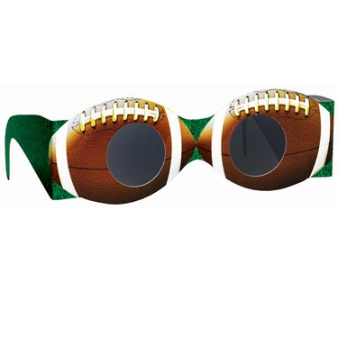 Football Paper Glasses