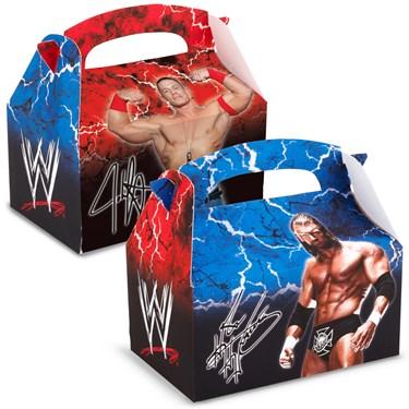 WWE Wrestling Empty Favor Boxes