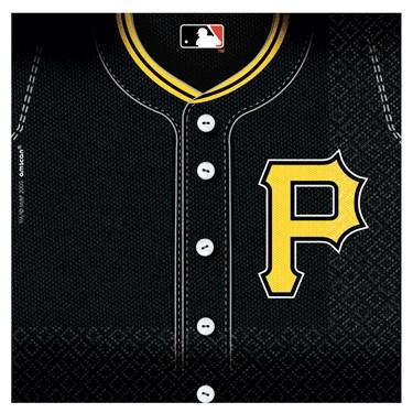 Pittsburgh Pirates Baseball - Lunch Napkins
