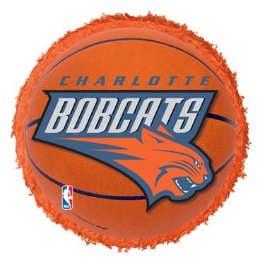 Charlotte Bobcats Basketball - Pinata