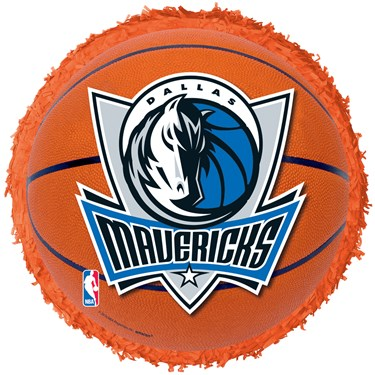 Dallas Mavericks Basketball - Pinata