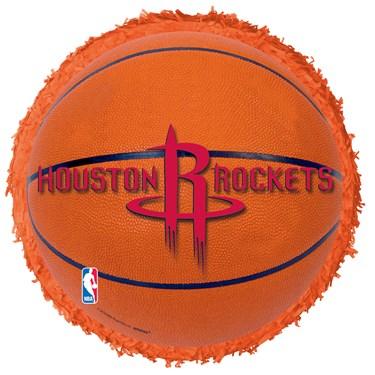 Houston Rockets Basketball - Pinata