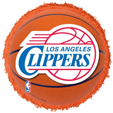 L.A. Clippers Basketball - Pinata