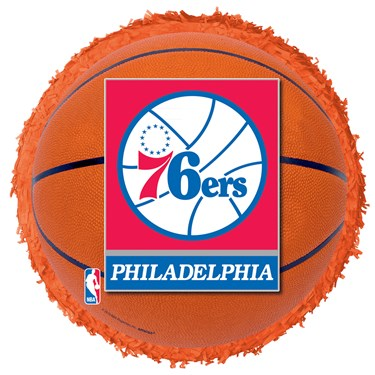 Philadelphia 76ers Basketball - Pinata