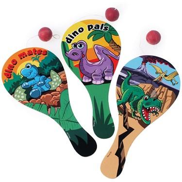 Dino Paddle Ball