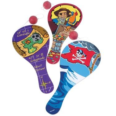 Pirate Paddle Ball