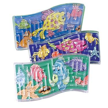 Fish Puzzle Games
