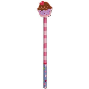 Cupcake Doodle Dudes Pencil