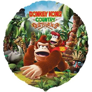 Donkey Kong Foil Balloon