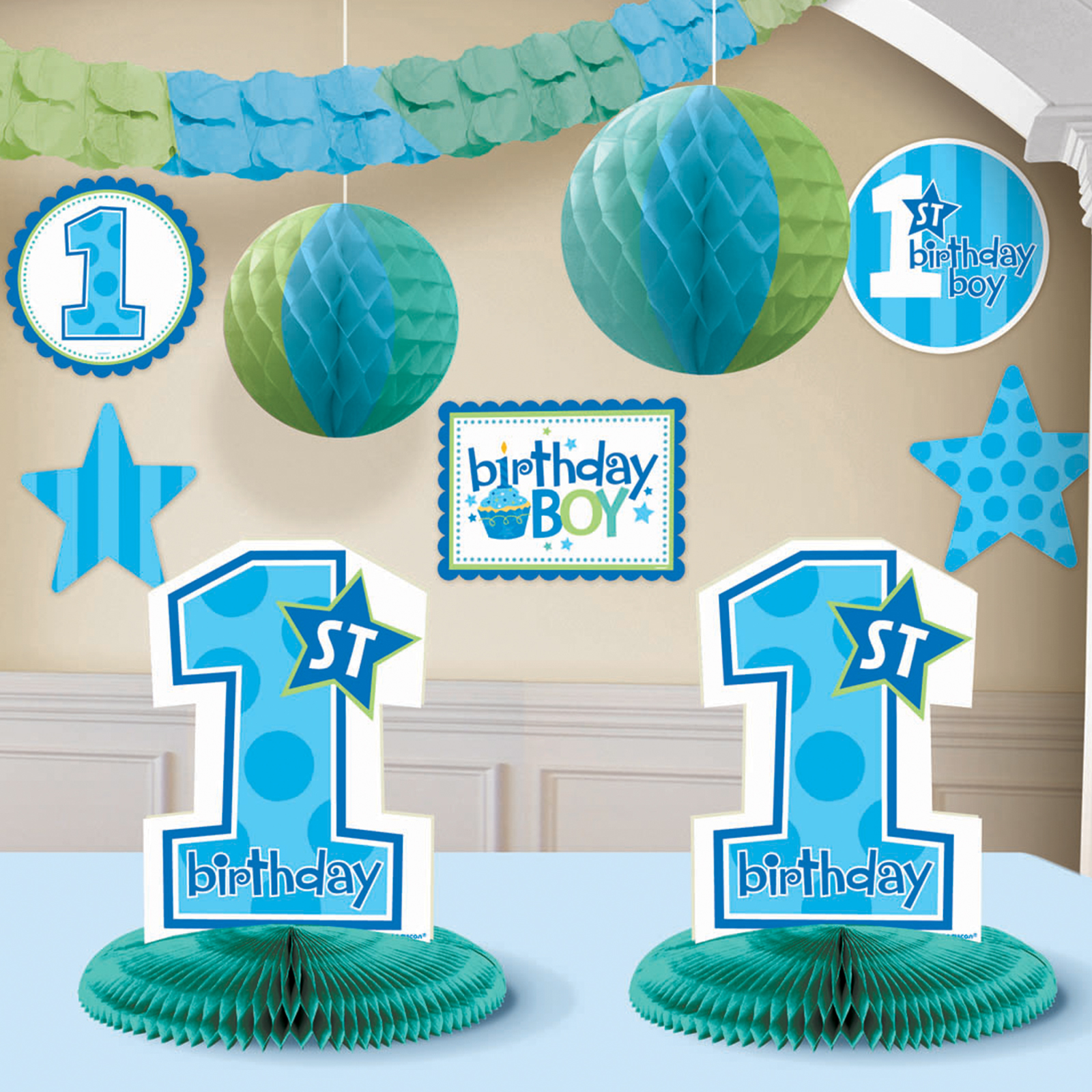 First birthday decorations for a boy image inspiration for 1st birthday party decoration for boys