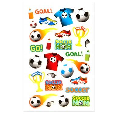 Soccer Mom Sticker Sheet
