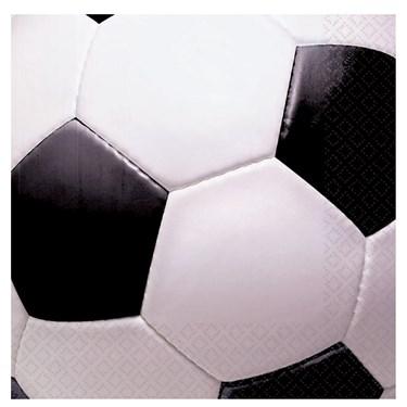 Soccer Fan Beverage Napkins