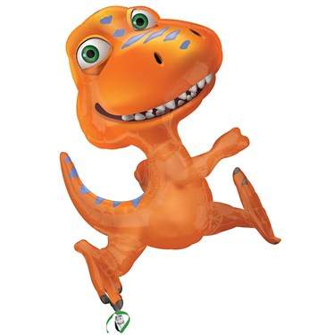 Dinosaur Train Buddy Shaped Foil Balloon