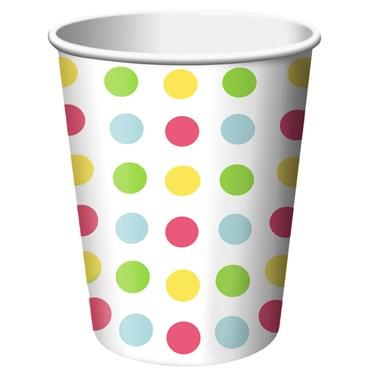 Sweet Treats 9 oz. Paper Cups