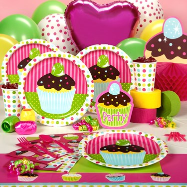 Sweet Treats Party Supplies