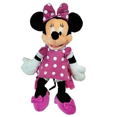 Disney Minnie Plush Backpack