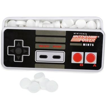 Nintendo Controller Candy Tin