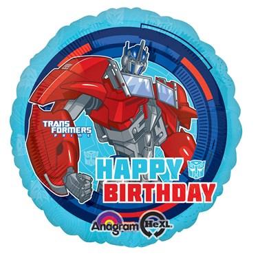 Transformers 3 Foil Balloon