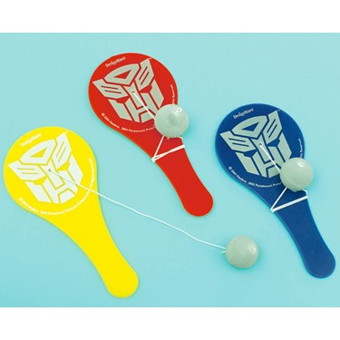 Transformers 3 - Paddle Balls