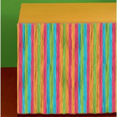 Multi-Color Grass Table Skirt