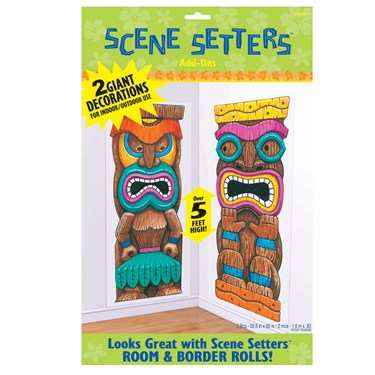 Tiki Island Scene Setter Add-Ons