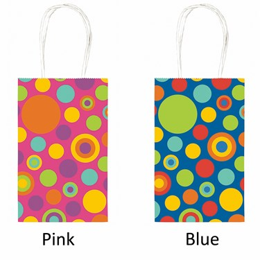 Party Bag - Multi-Sized Dots
