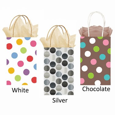 Party Bag - Polka Dot