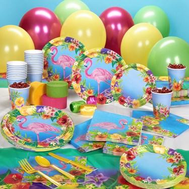 Hibiscus Heat Party Supplies