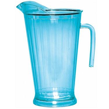 Cool Blue Pitcher