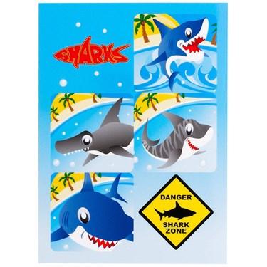 Sharks - Sticker Sheets