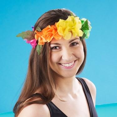 Silk 'N Petals Big Island Headband