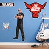 WWE The Rock Giant Wall Decals
