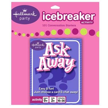 Ask Away Card Game