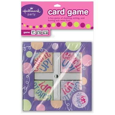 Cake It Up Card Game