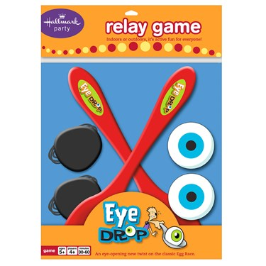Eye Drop Party Game