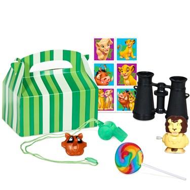 Disney The Lion King Party Favor Box