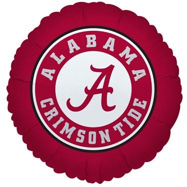 Alabama Crimson Tide Foil Balloon