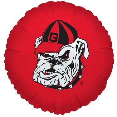 Georgia Bulldogs Foil Balloon