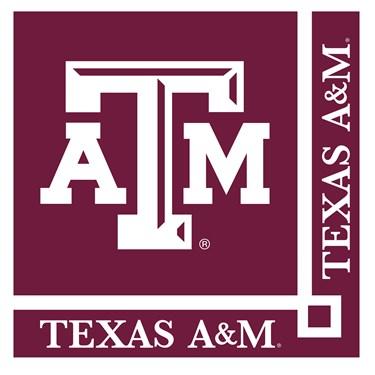 Texas A & M Aggies Beverage Napkins