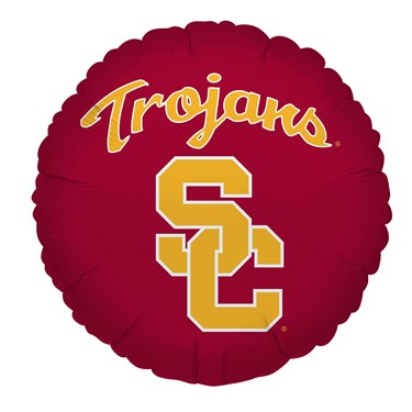 USC Trojans Foil Balloon