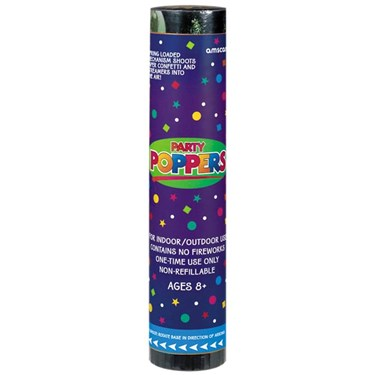 Large Confetti Party Popper