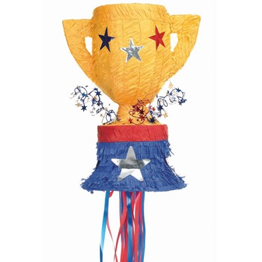 Trophy Pull-String Pinata