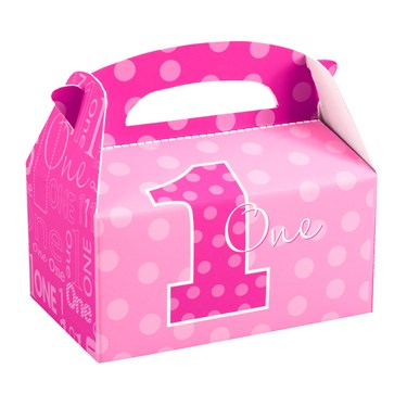 Everything One Girl Empty Favor Boxes