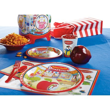 Richard Scarry's Busytown Party Packs