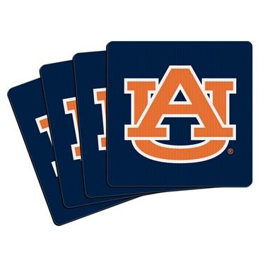 Auburn Tigers Neoprene Coasters