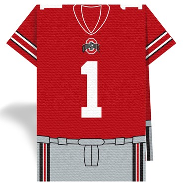 Ohio State University - Stand Up 3D Lunch Napkins